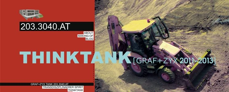 THINKTANK [GRAF+ZYX 2011–2013]