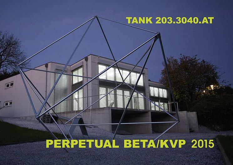 PERPETUAL BETA/KVP 2015