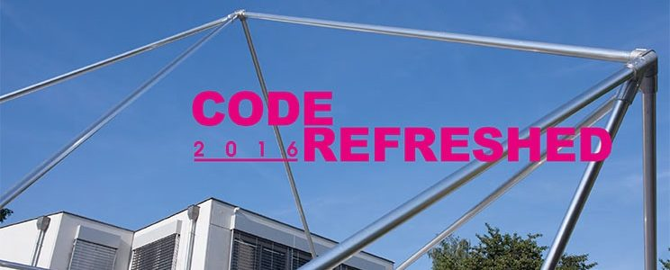 CODE 2016 REFRESHED